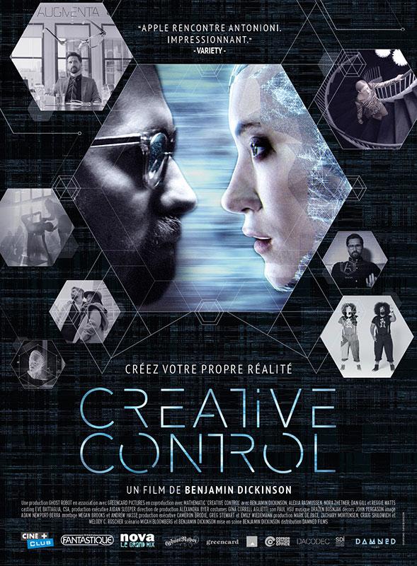 Affiche du film Creative Control