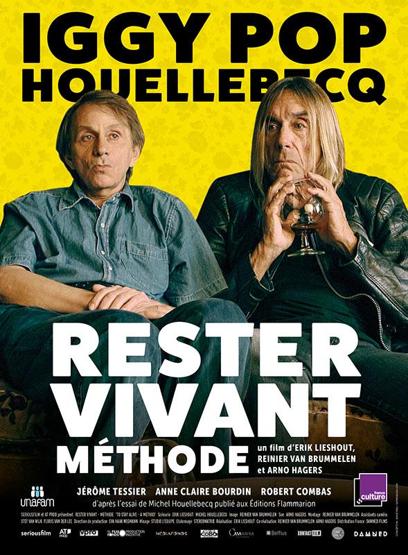 Affiche du film Rester Vivant : Méthode