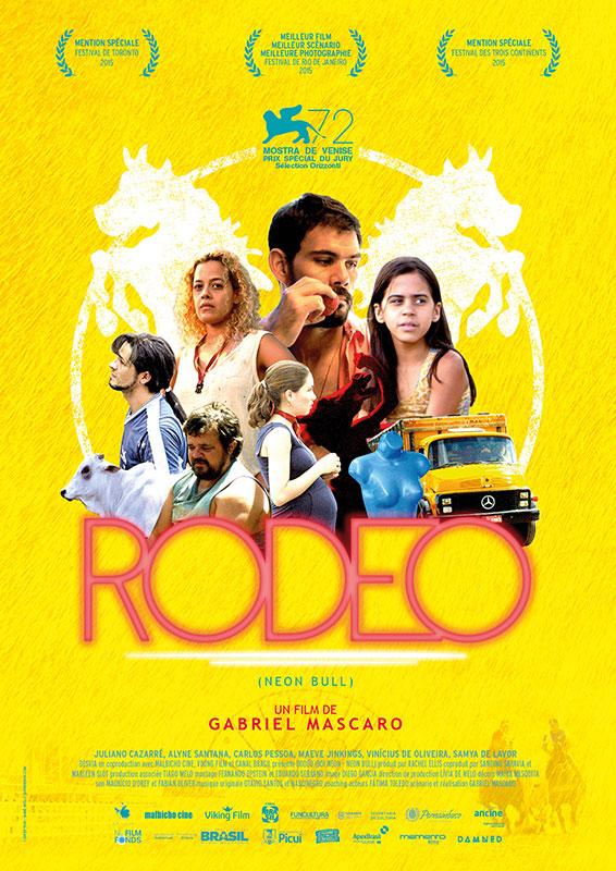 Affiche du film Rodéo