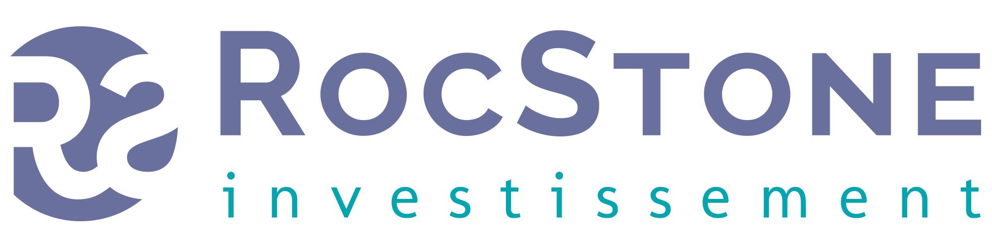 RocStone Investissement : création du logo