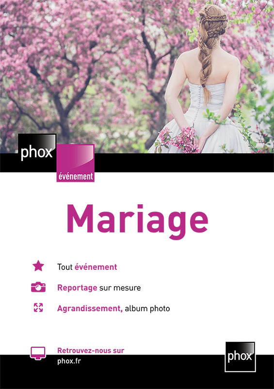 Service Phox : Mariage